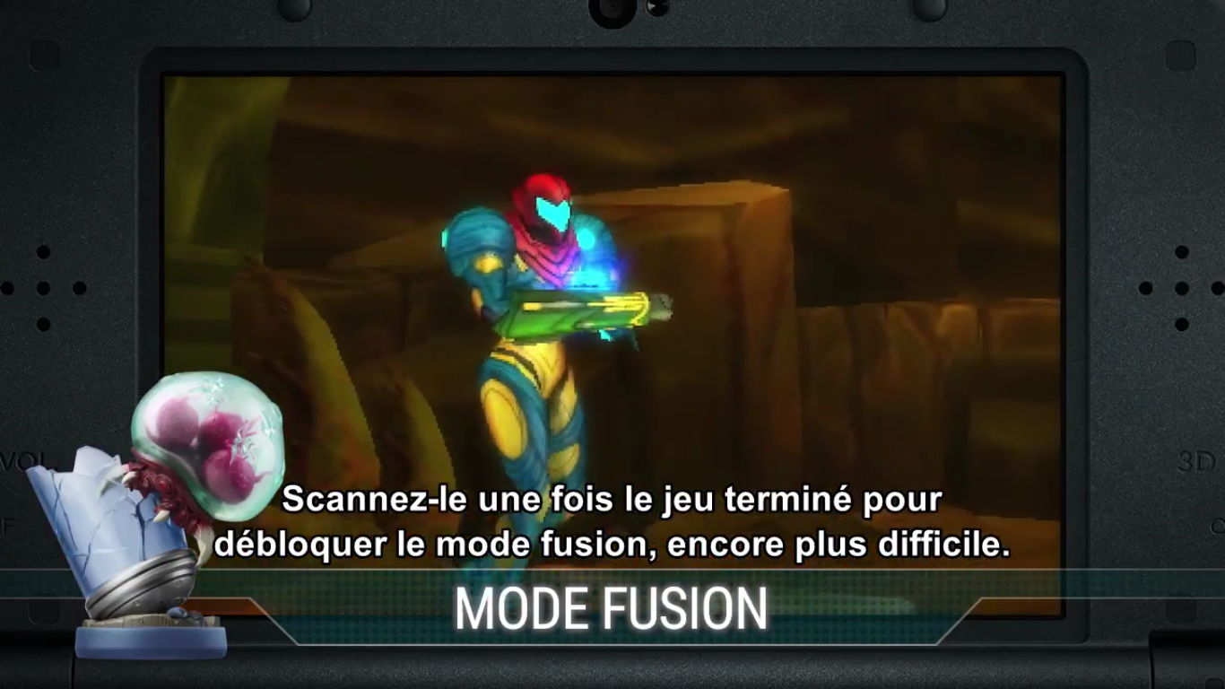 Metroid: Samus Returns Amiibo