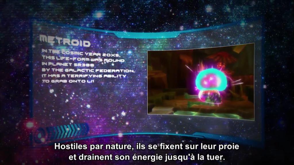Metroid: Samus Returns Métroïde