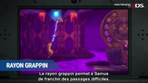 Metroid: Samus Returns Rayon Grappin