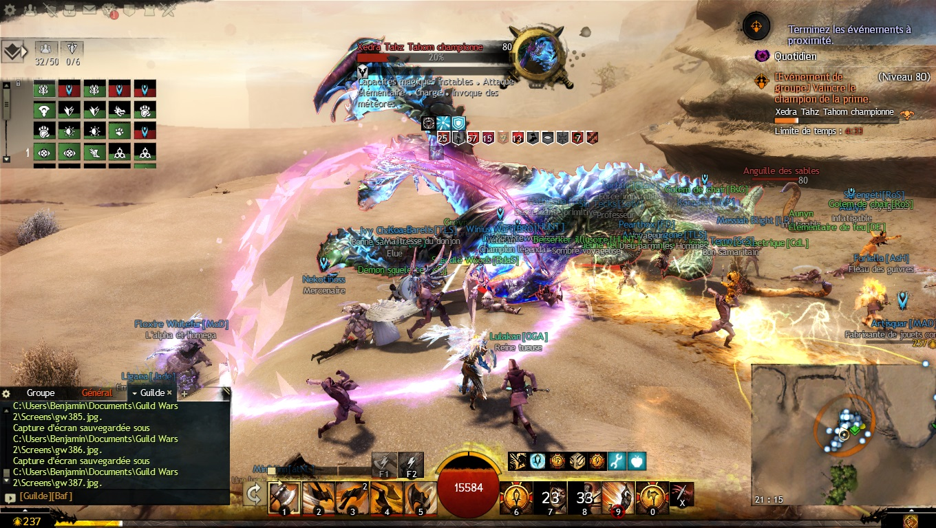 Guild Wars 2 - Path of Fire Chasse a la Prime 2