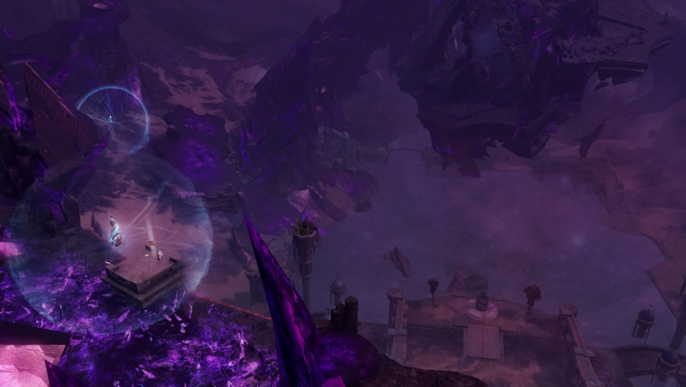 Guild Wars 2 - Path of Fire Desert Stigmatise