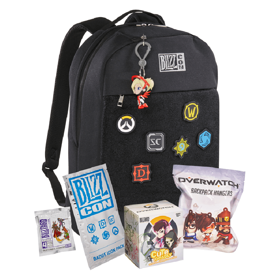 BlizzCon 2017 Goody Bag