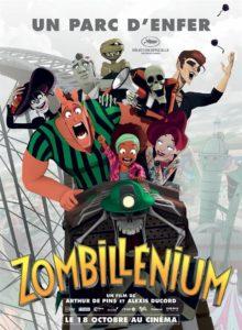 Affiche du film Zombillenium