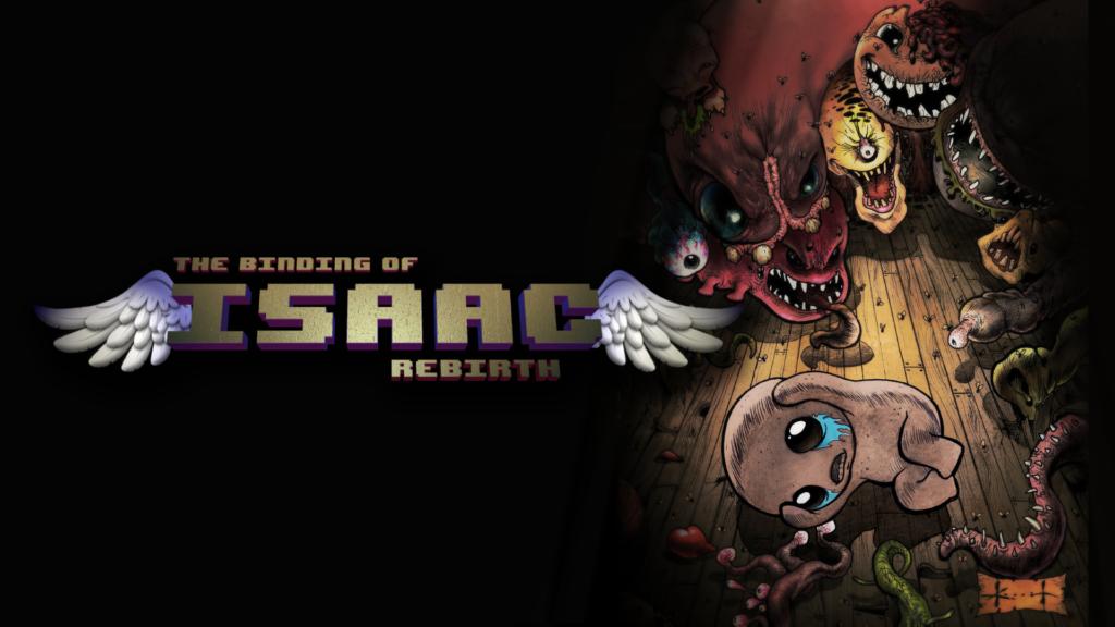 Halloween Binding of Isaac Rebirth