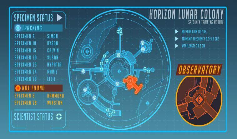 Hammond Overwatch BlizzCon 2017