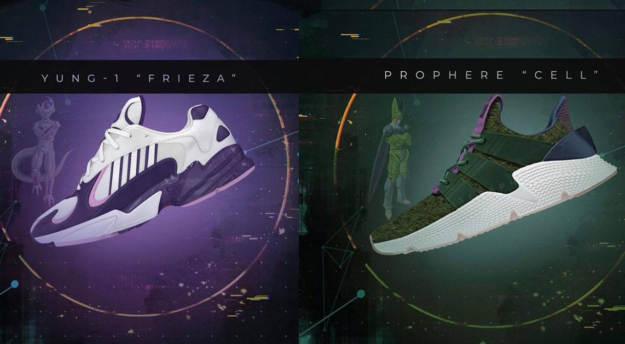 adidas chaussures dragon ball z