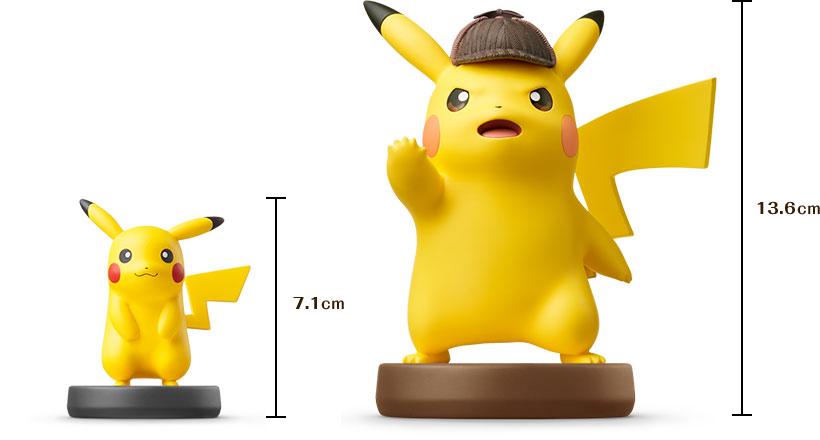 Détective Pikachu Amiibo