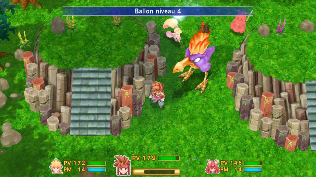 Secret of Mana Remake Bekbek