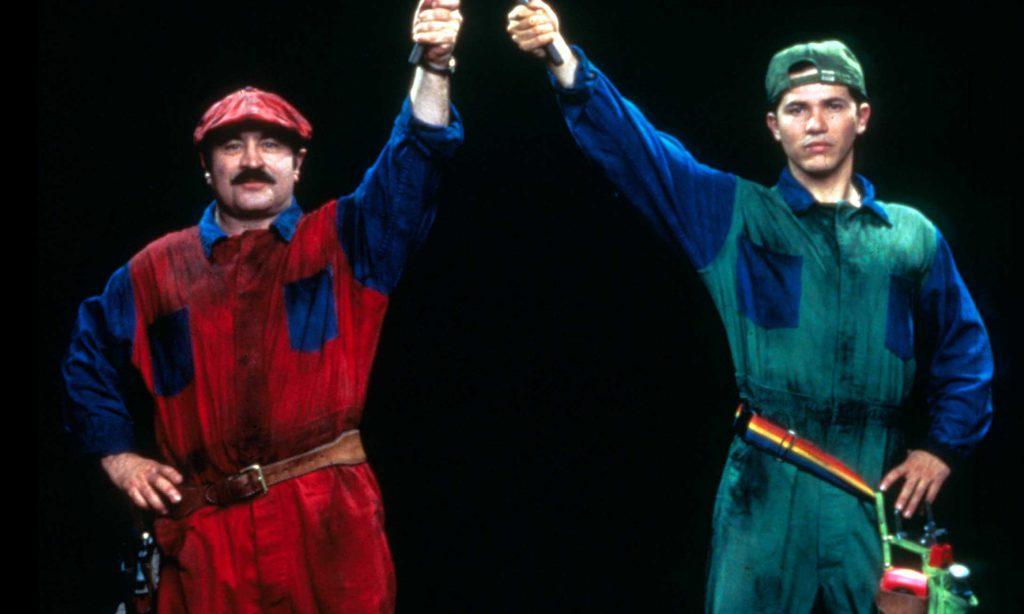 Film Mario 1993
