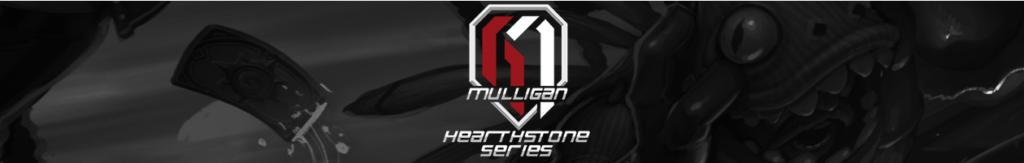 Mulligan Hearthstone Series Bannière