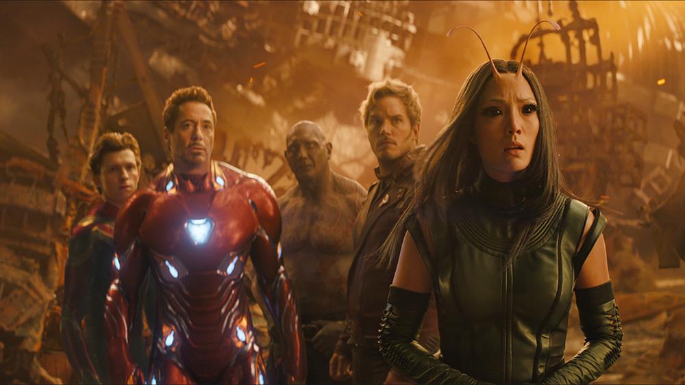 Avengers : Infinity War Titan