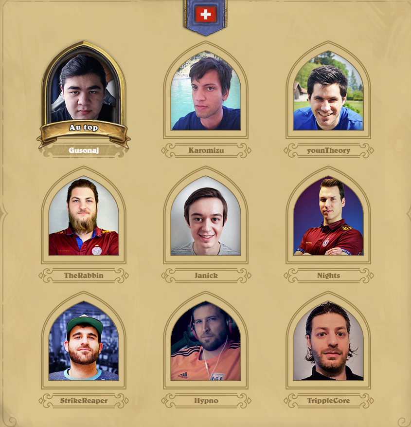 Hearthstone Global Games Schweiz