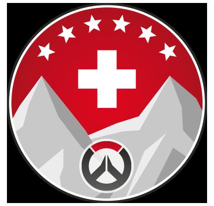 Logo Overwatch Team Switzerland