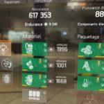 The Division 1.8.2 cogneur classe