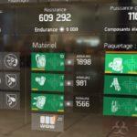 The Division 1.8.2 d3 set classe