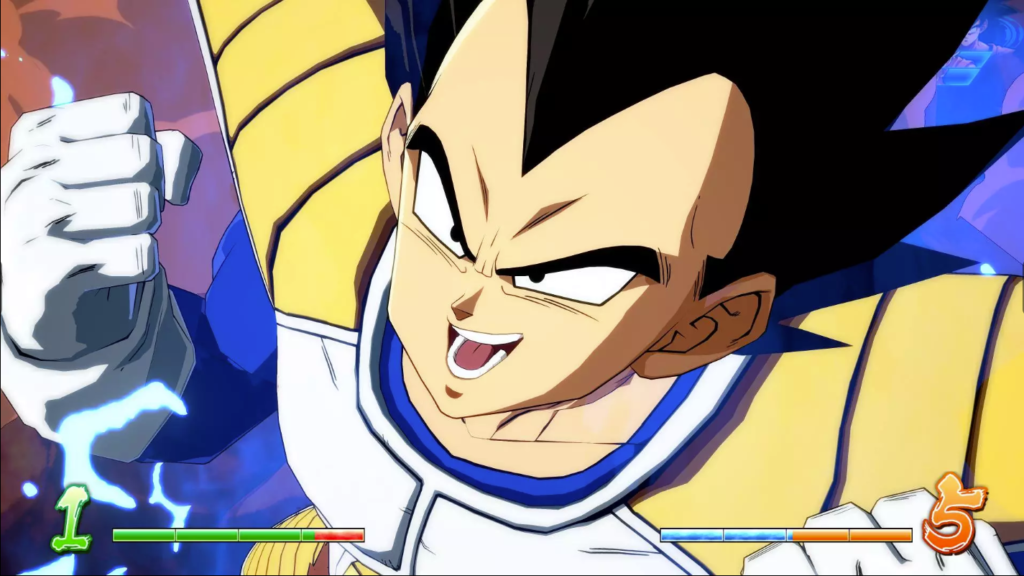 Vegeta Dragon Ball FighterZ