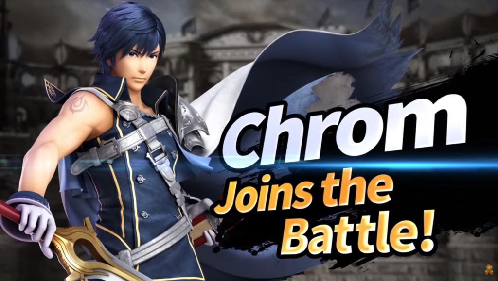 Chrom Super Smash Bros. Ultimate