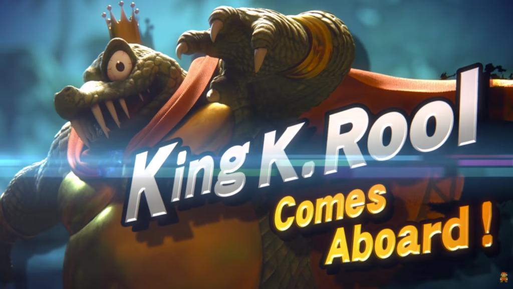 King K.Rool Super Smash Bros. Ultimate