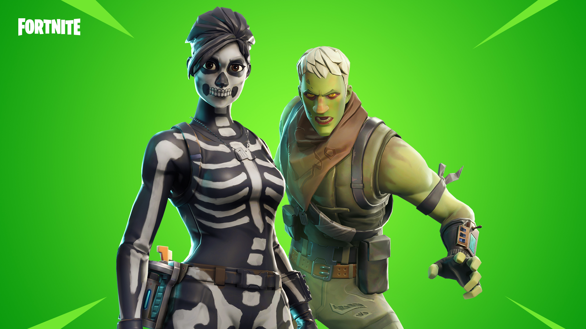 Fortnite free-to-play Halloween