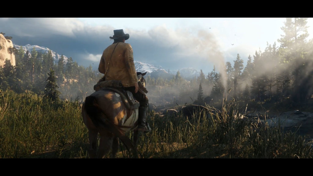 Red Dead Redemption 2 Open-World