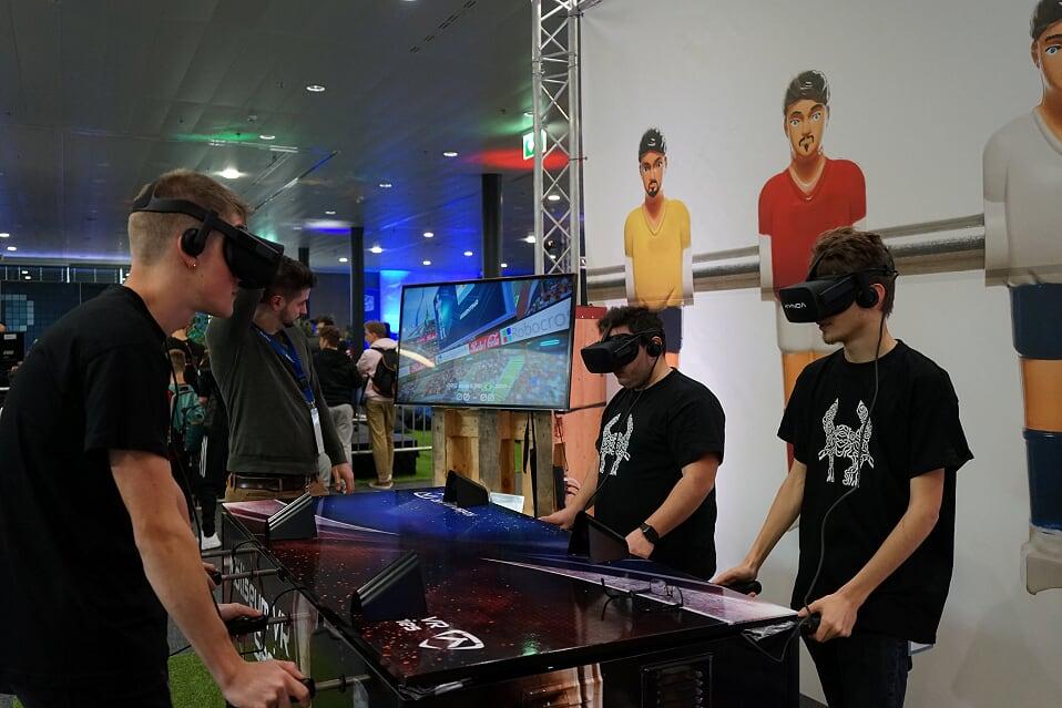 IGS VR Koliseum Soccer 2
