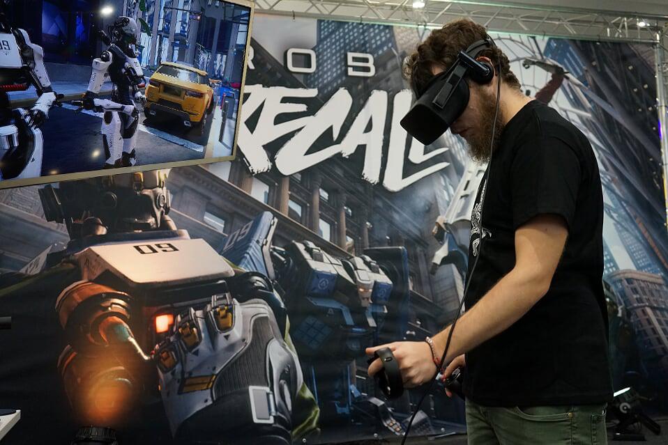 IGS VR RoboRecall