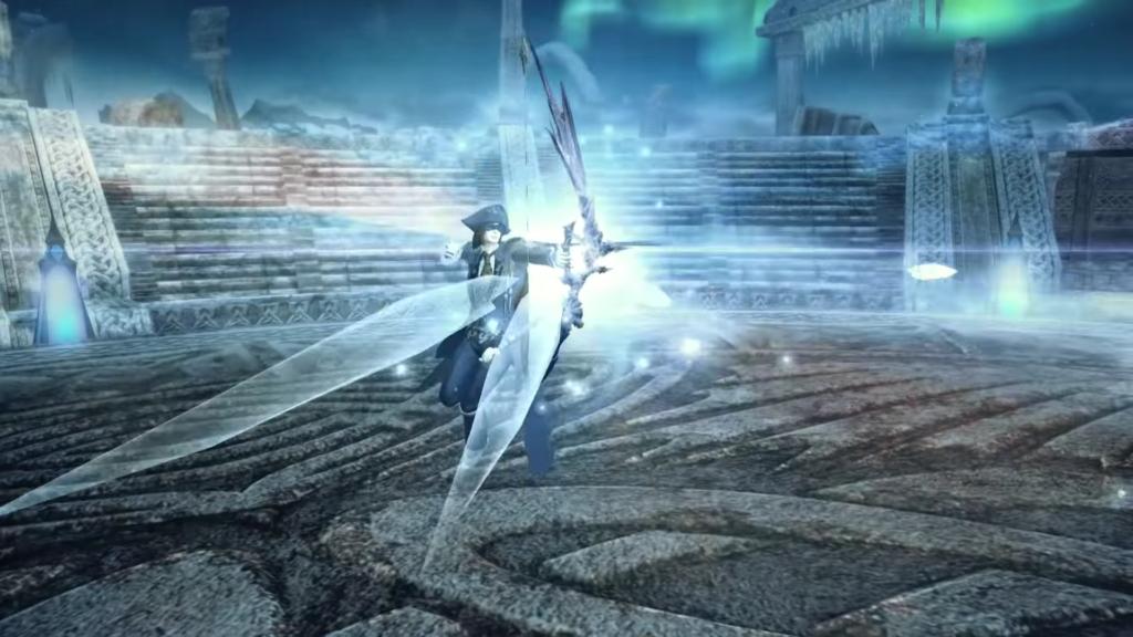 Shadowbringers Arc de Glace