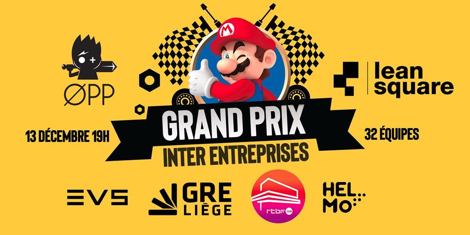 Liège imagerie Gaming tournoi MK8