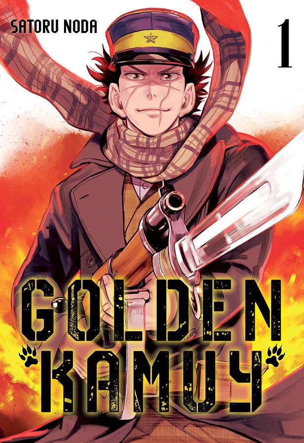 Golden Kamui tome 1