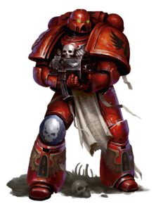 Angels of Death Tactical Marine