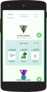 Pokémon GO Ultra League