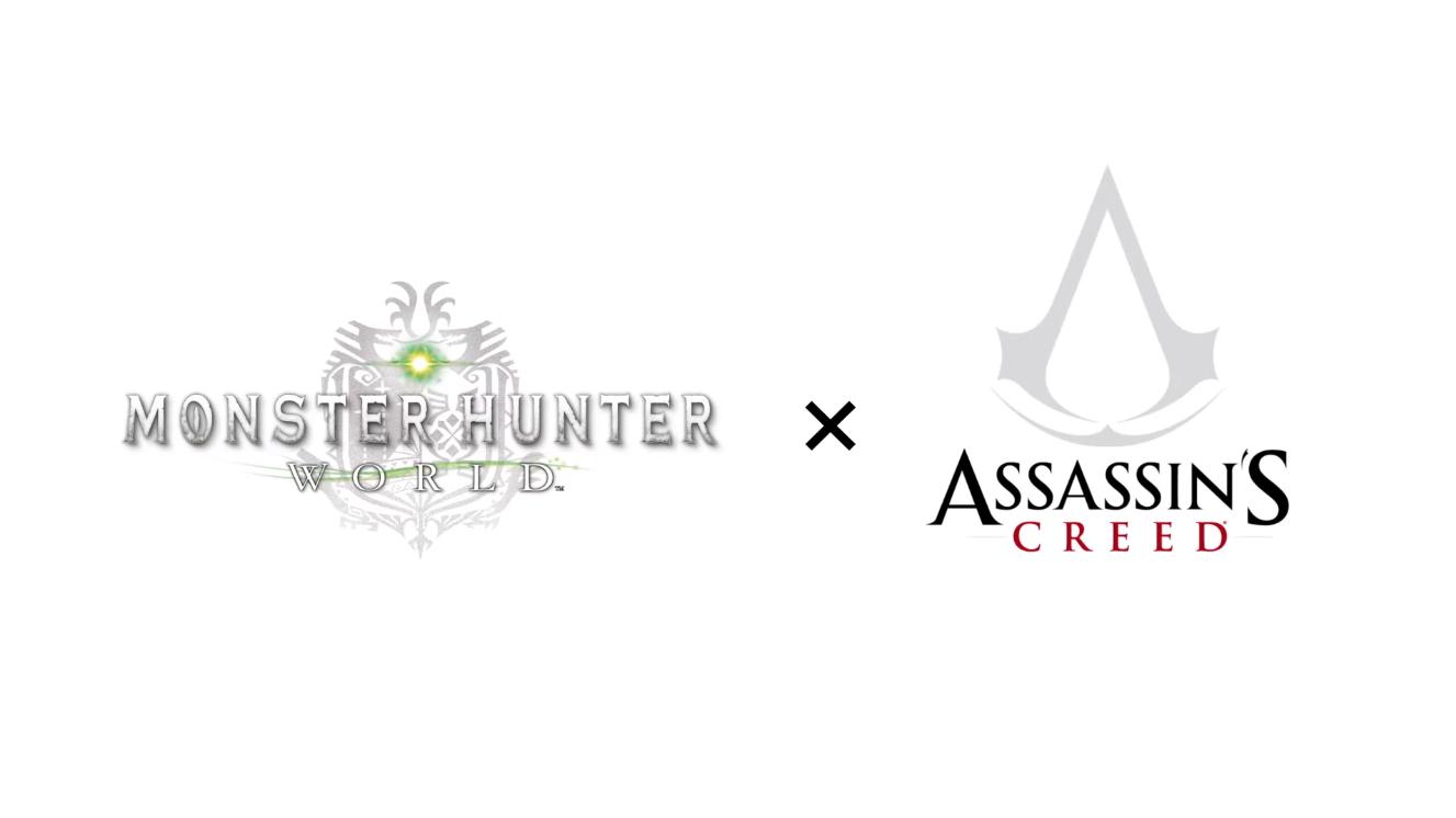 Monster Hunter: World collabore avec Assassin's Creed - Asgard GG