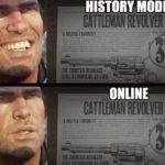 Red Dead Online meme 1