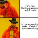 Red Dead Online meme 3