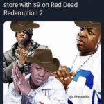 Red Dead Online meme 4