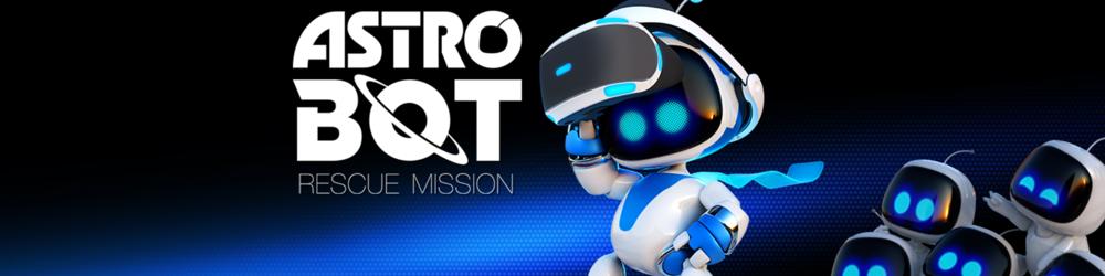 Rétrospective 2018 Astro Bot Rescue Mission