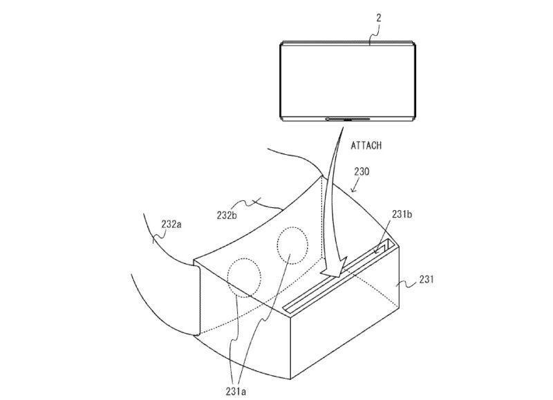 réalité virtuelle Switch