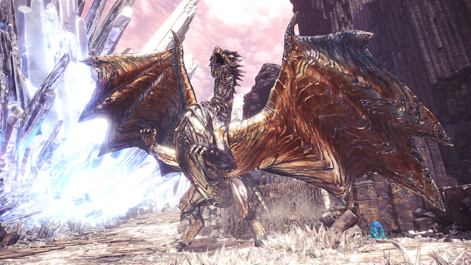 Monster Hunter: World Kushala Daora