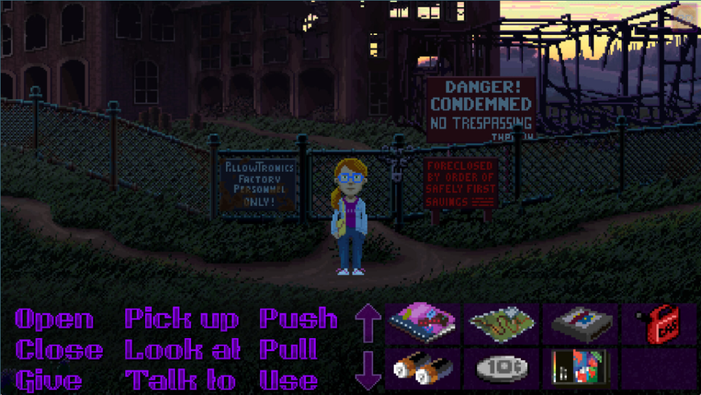 Epic Games Store Thimbleweed Park