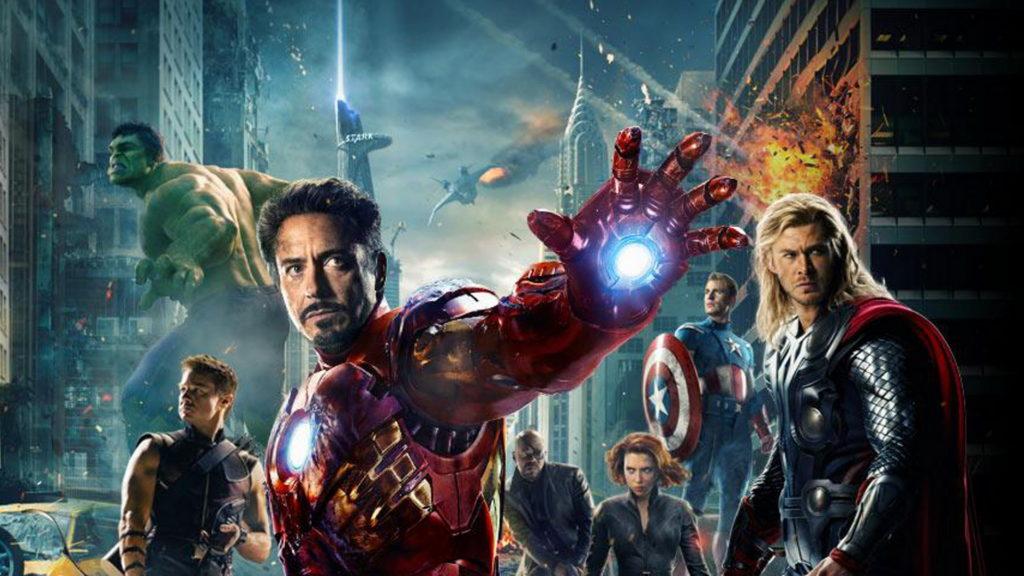 Avengers vs Avengers : Endgame