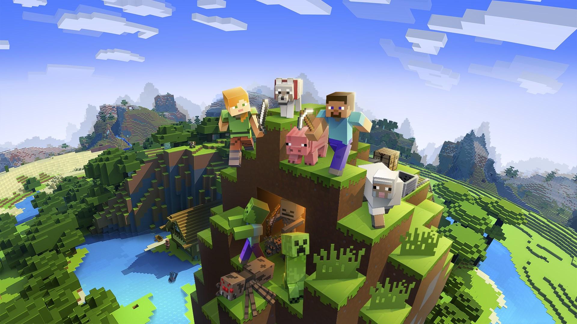 Minecraft Fête Ses 10 Ans Et Bat Un Record Mondial Asgard Gg