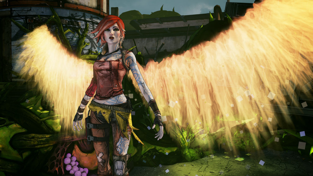 Borderlands 2 Commander Lilith & The Fight for Sanctuary! - Lilith