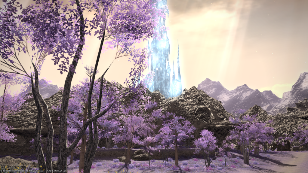 Shadowbringers - Grand-Lac