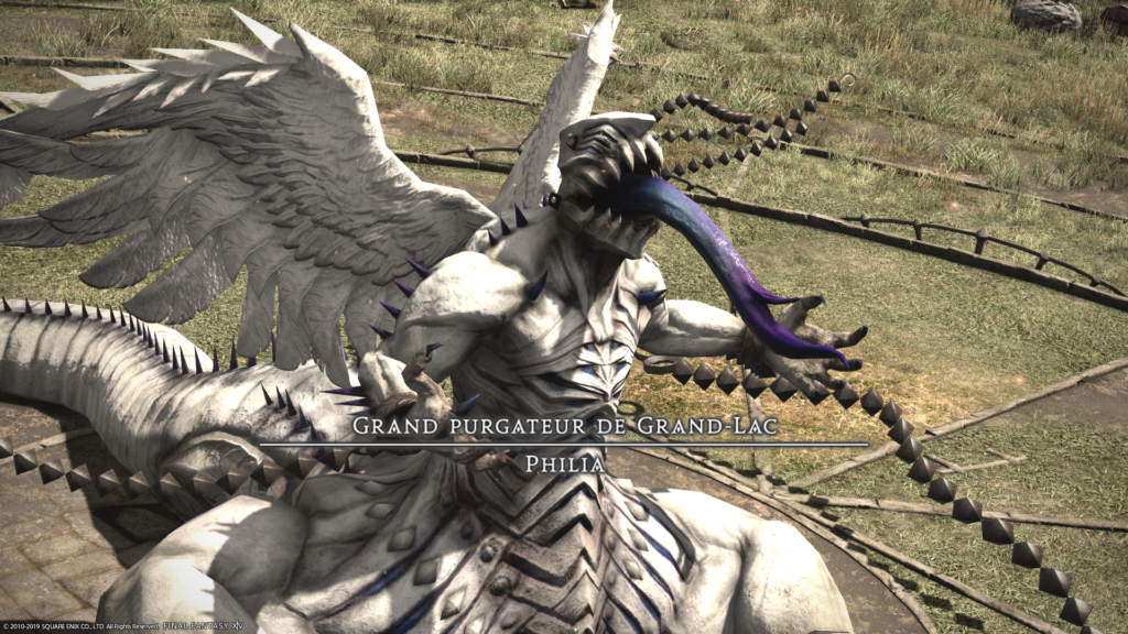 Shadowbringers - Grand Purgateur
