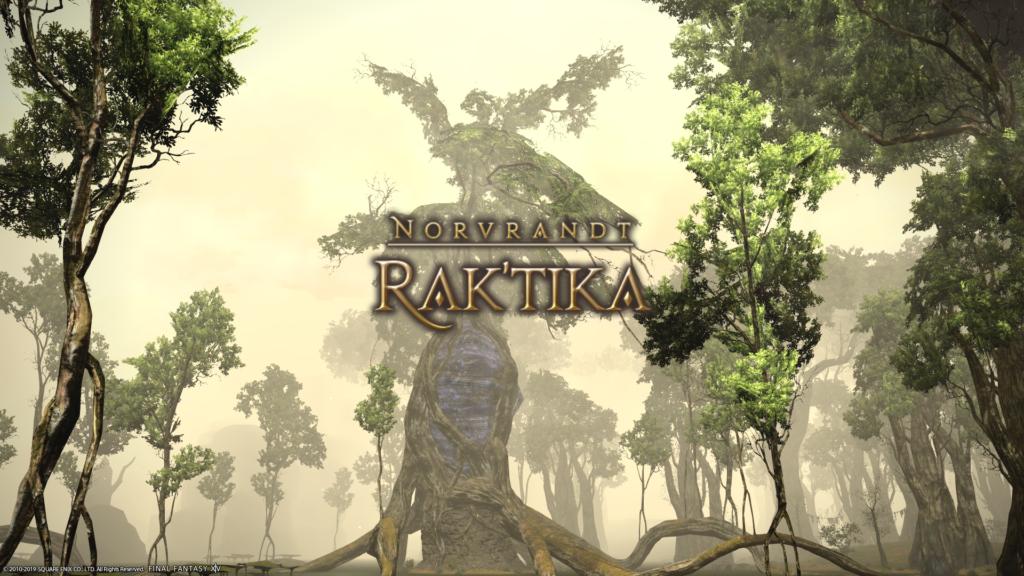 Shadowbringers - Rak'tika