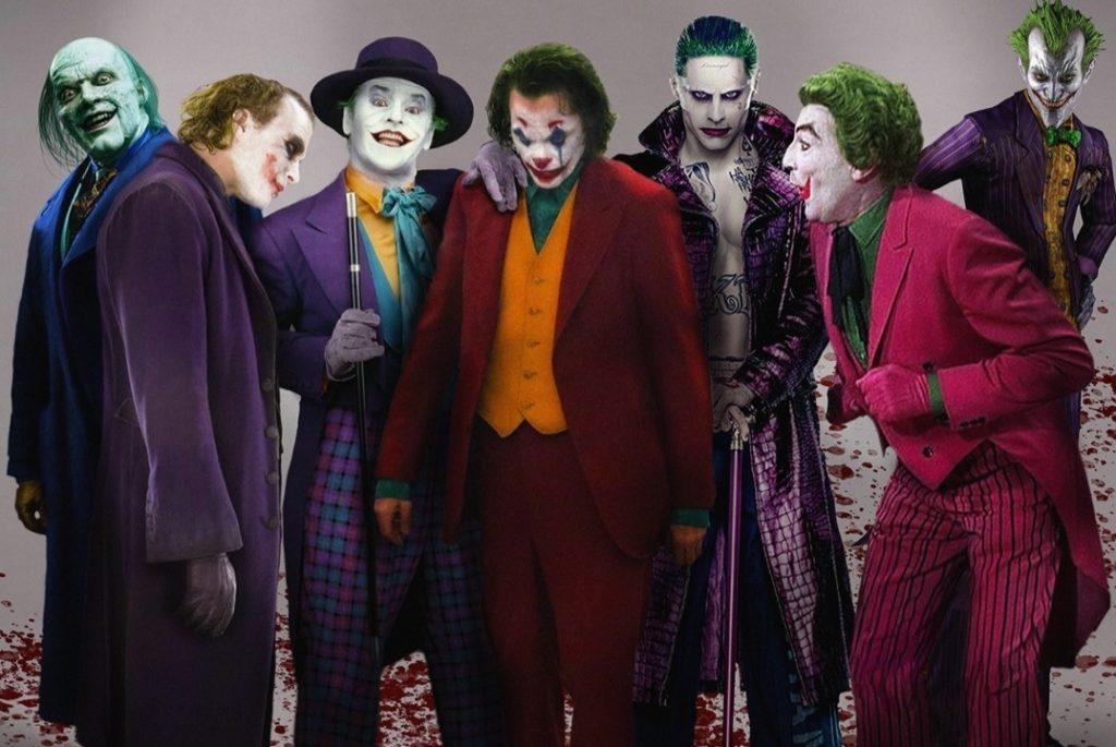 Différents Joker