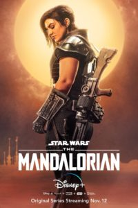 The Mandalorian promo