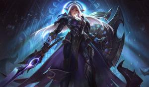 champions Lunaires Leona Lunar Eclipse