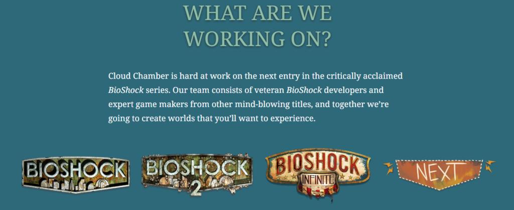nouveau BioShock